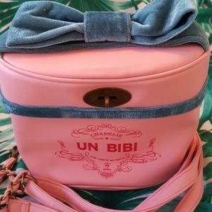 flapper Bags - Flapper Japan Lolita Kawaii Style Hat Box Purse
